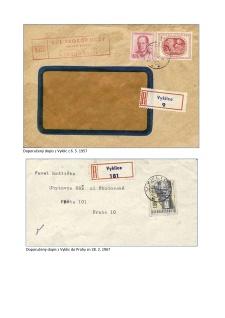 List číslo 260