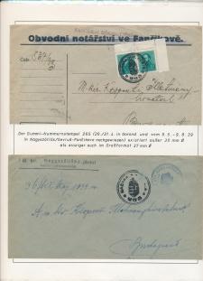Blatt Nr. 261