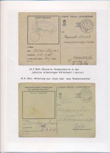 List číslo 285