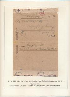 List číslo 167