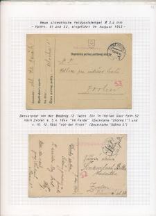 List číslo 186