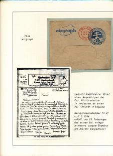 List číslo 258