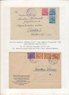 List číslo 401