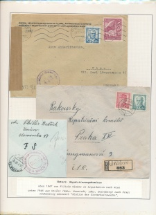 List číslo 405