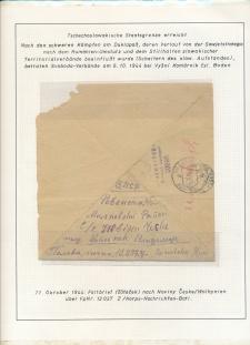 List číslo 430