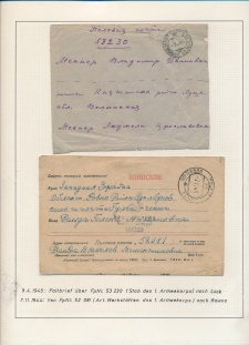 List číslo 437