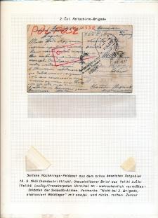 List číslo 500