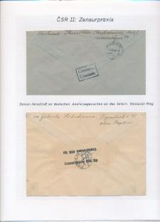 List číslo 540