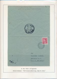 List číslo 563
