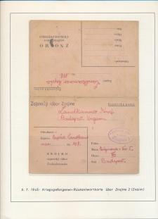 Blatt Nr. 595