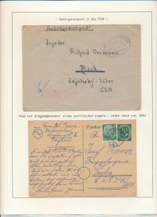 List číslo 601