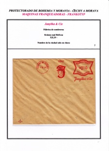 List číslo 121