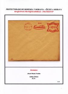 List číslo 157