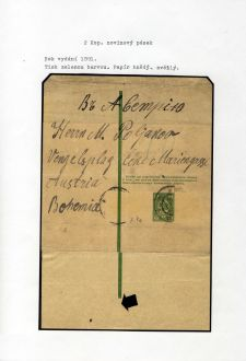 List číslo 116