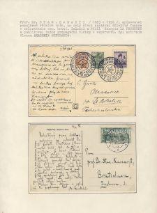 List číslo 96