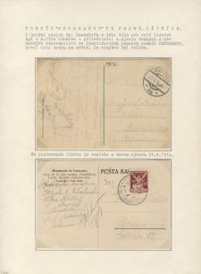 List číslo 125