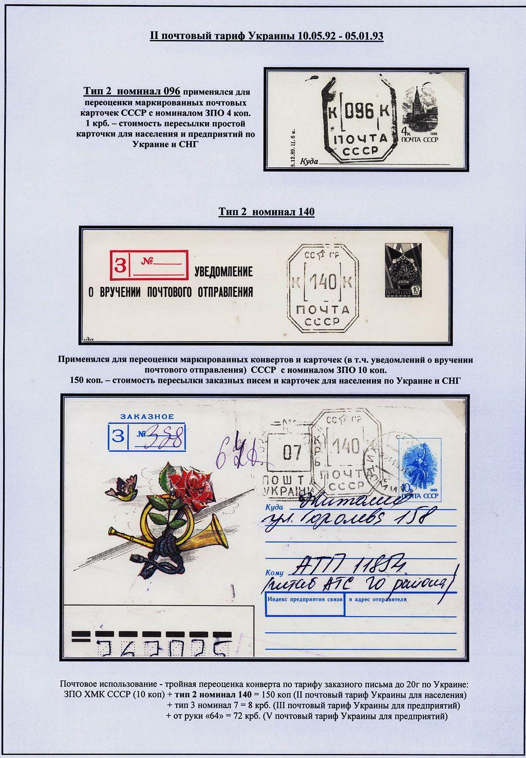 Почтовая открытка отправка