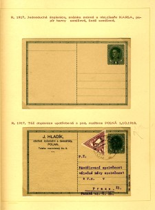List číslo 134