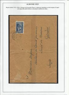 List číslo 25