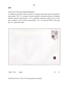 List číslo 268