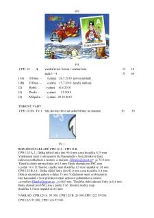 List číslo 303