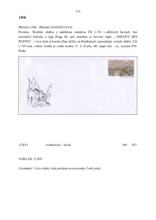 List číslo 312