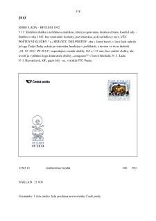 List číslo 318