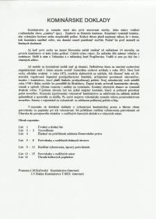 List číslo 1