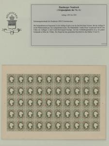 Blatt Nr. 203