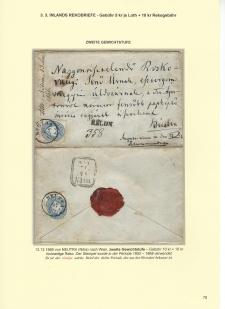 List číslo 78