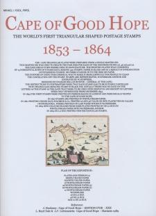 CAPE OF GOOD HOPE 1853-1864